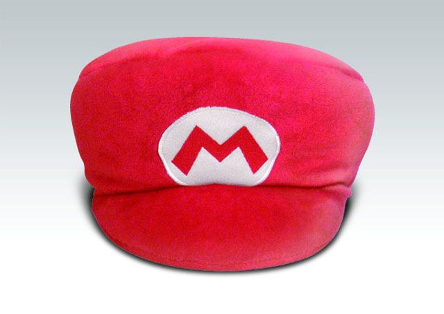 CasquetteMario Nintendo