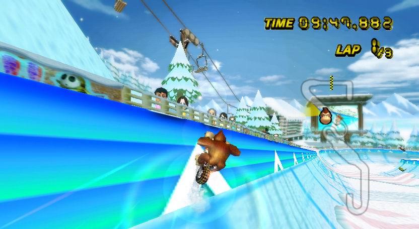 MarioKart Wii Edit 100