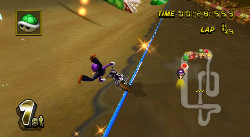 MarioKart Wii Edit 110
