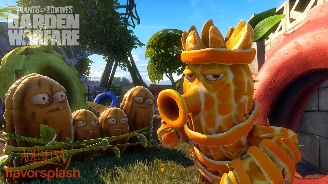 PlantsvsZombies-GardenWarfare PS4 Editeur 007