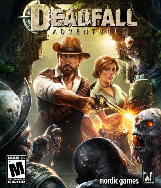 DeadfallAdventures-HeartofAtlantis PS3 Jaquette 001