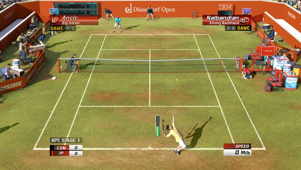 Virtua Tennis3 PS3 Editeur 005