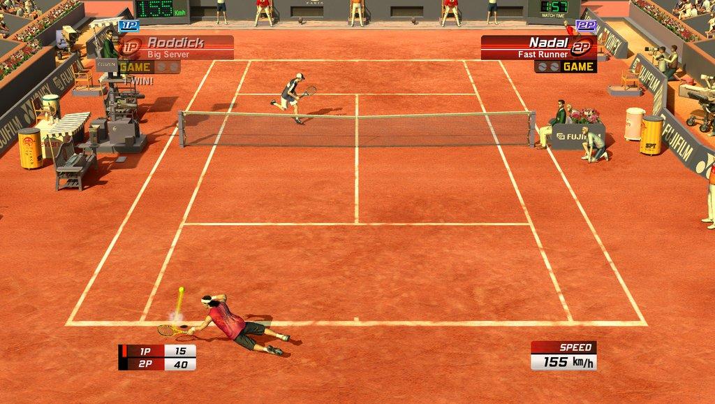 Virtua Tennis3 PS3 Editeur 008