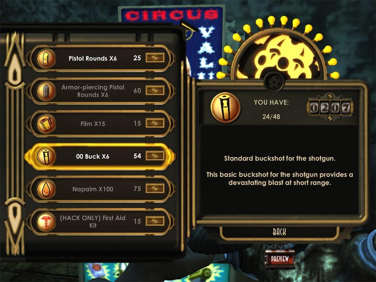 BioShock iPad Editeur 004
