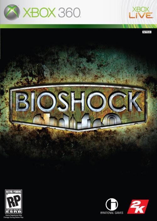 BioShock 360 Jaquette 001
