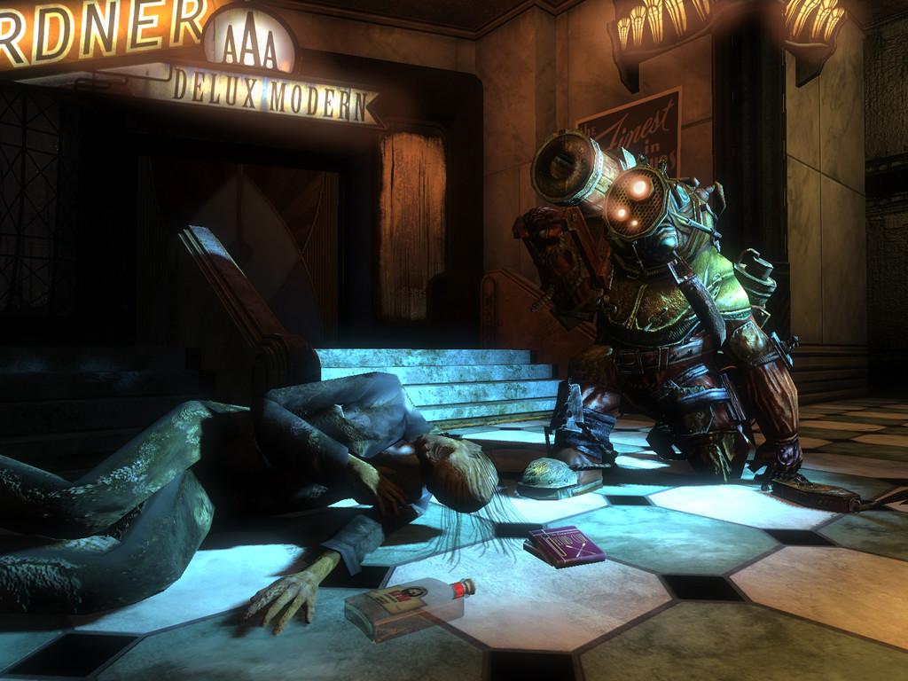 BioShock X360 Editeur 003