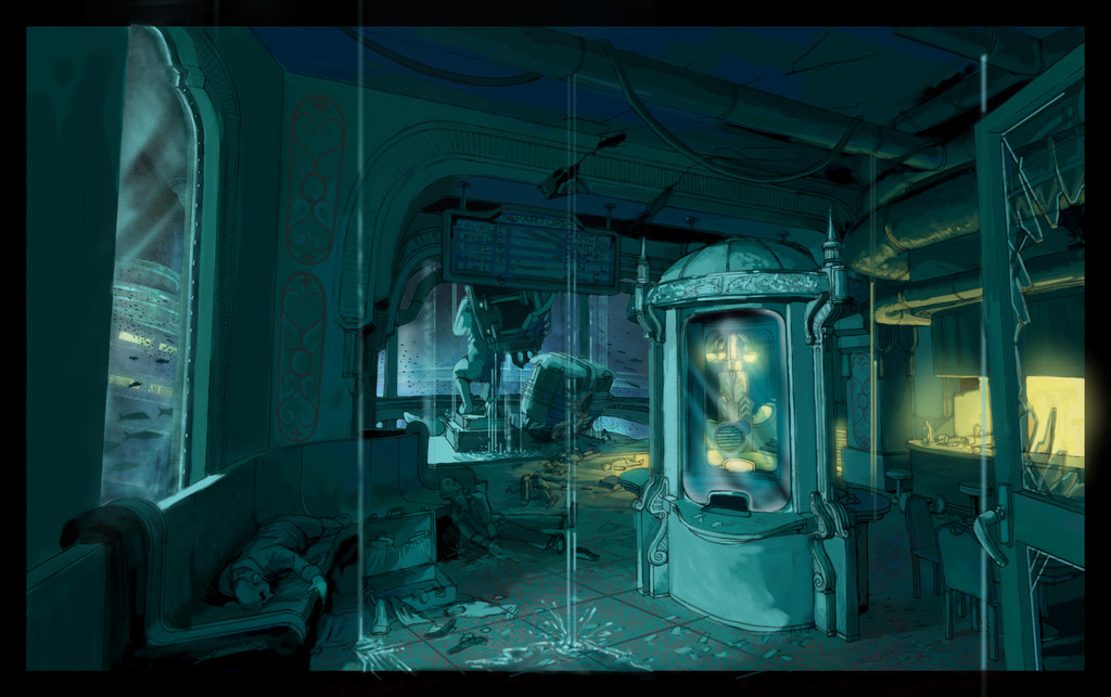 BioShock X360 Visuel 003