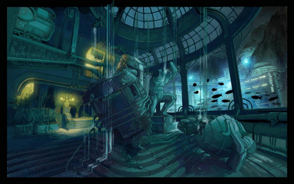 BioShock X360 Visuel 004