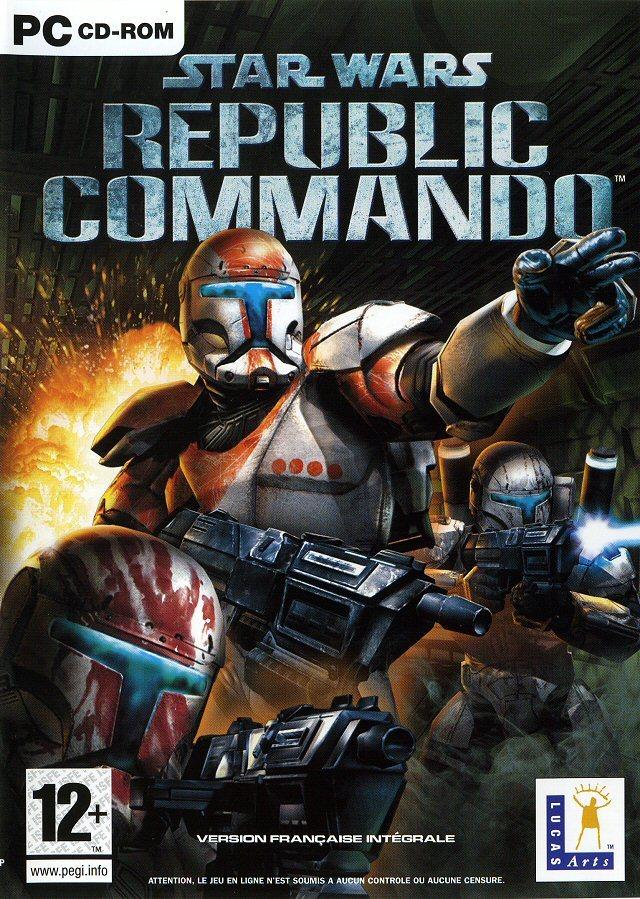 Star Wars : Republic Commando