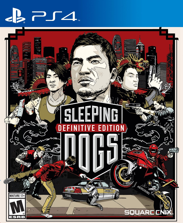 SleepingDogs PS4 Jaquette 001
