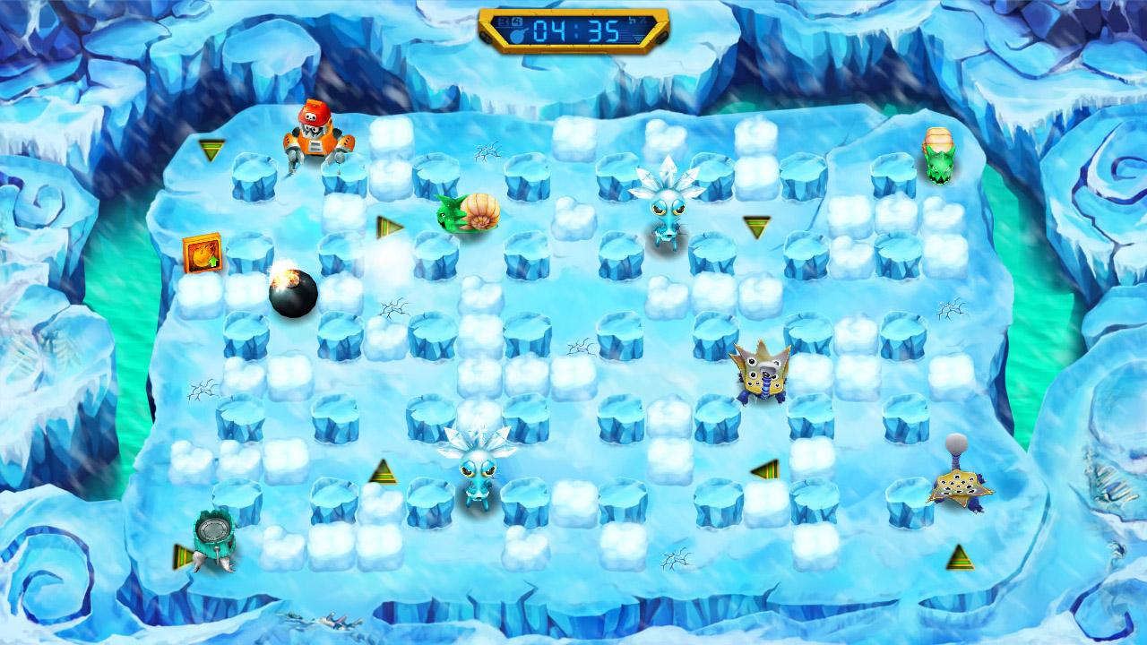 BombingBastards Wii U Test 002