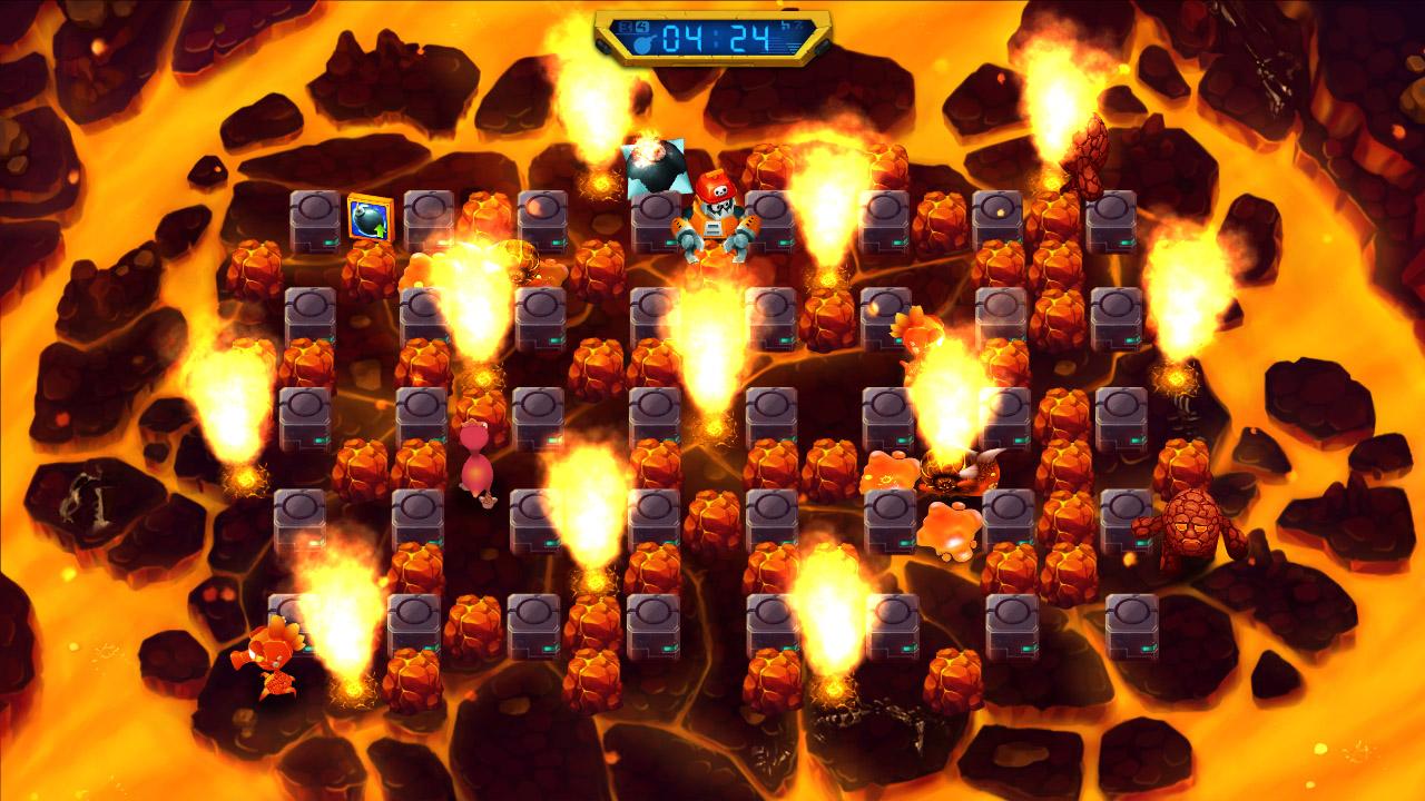 BombingBastards Wii U Test 005