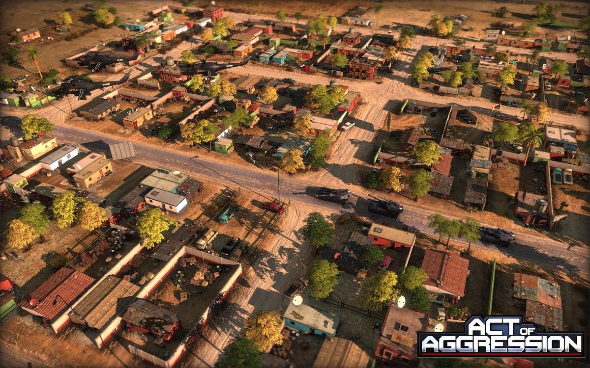 ActofAggression PC Editeur 003