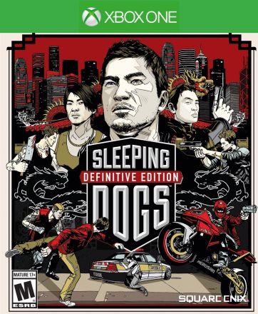 Sleeping Dogs : Definitive Edition