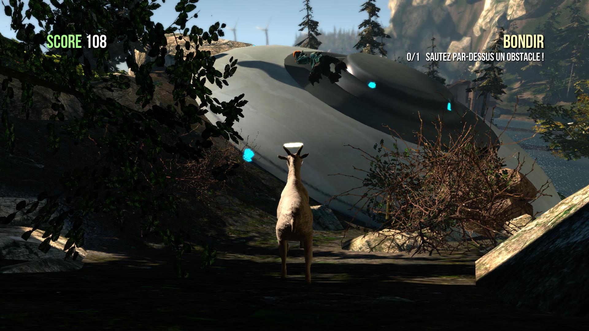 GoatSimulator Xbox One Test 008