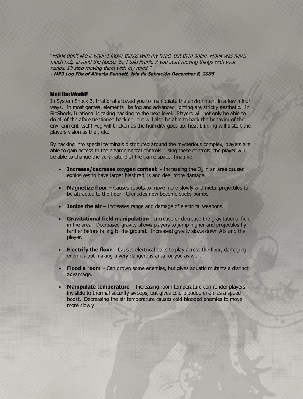 BioShock DesignDoc div008