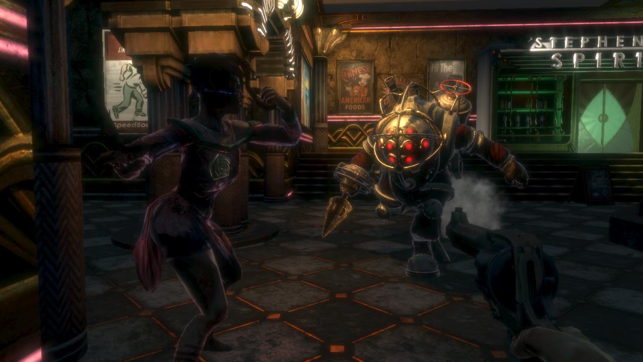 BioShock Multi Editeur 001