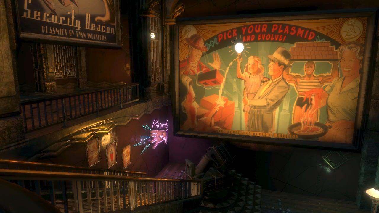BioShock Multi Editeur 002