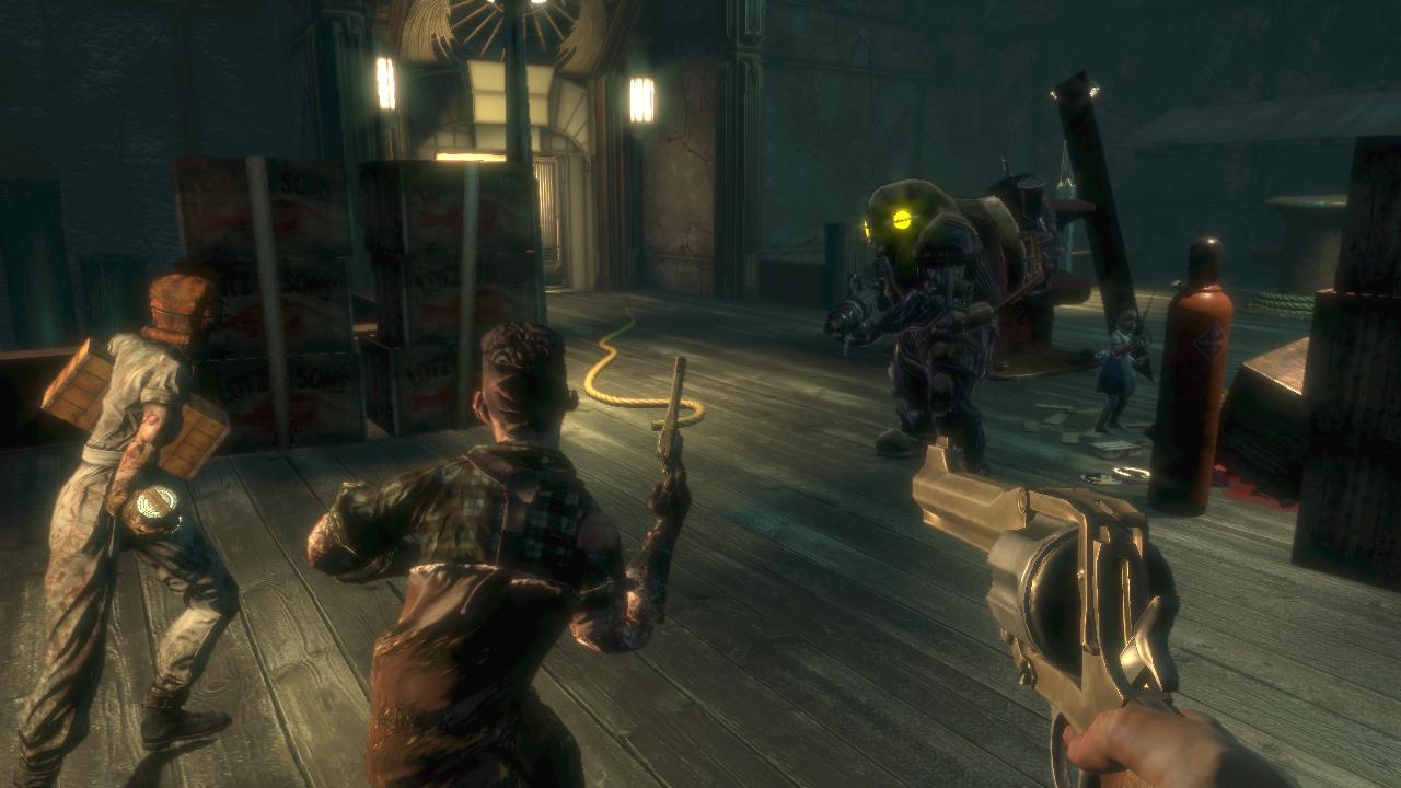BioShock Multi Editeur 008