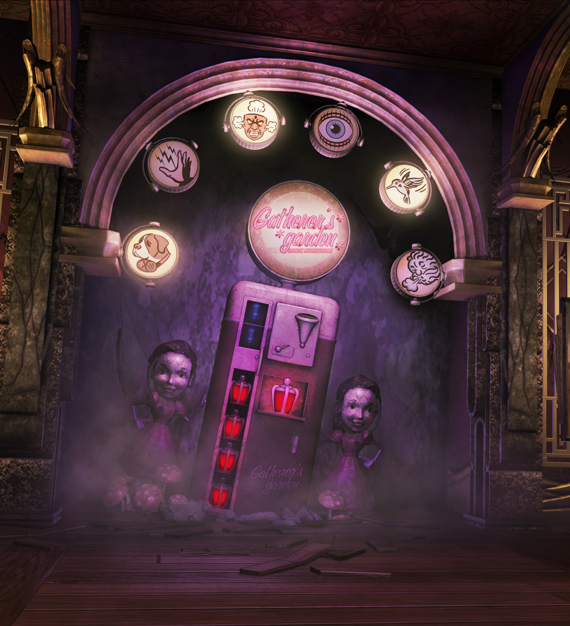 BioShock Multi Editeur 011