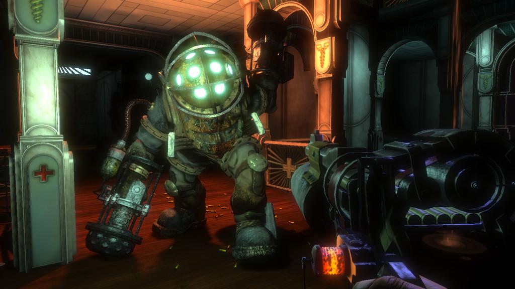BioShock PC Editeur 001