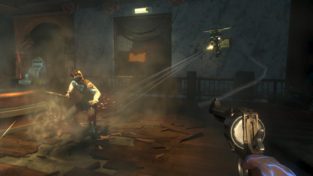 BioShock PC Editeur 026