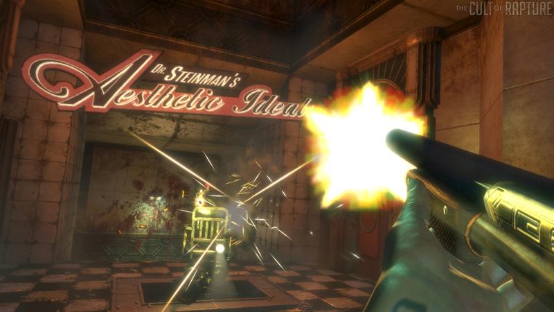 BioShock PC Editeur 030
