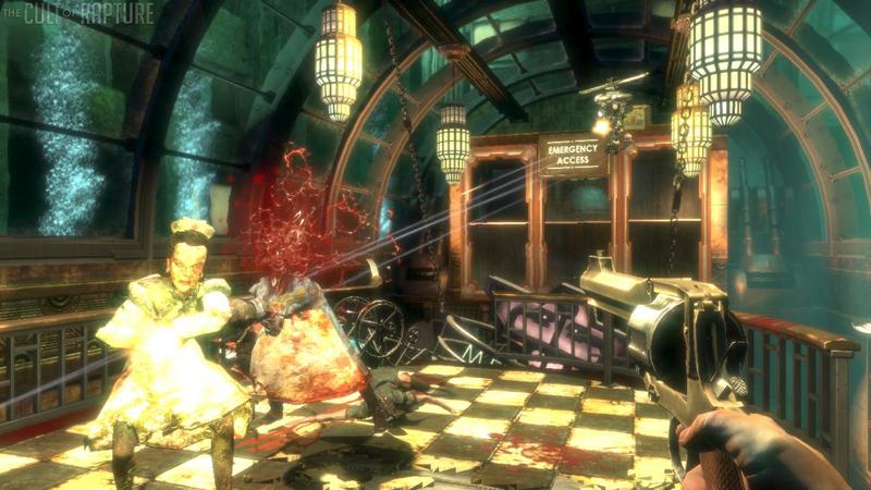 BioShock PC Editeur 032