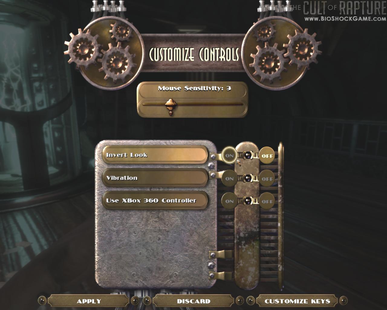 BioShock PC Editeur 040