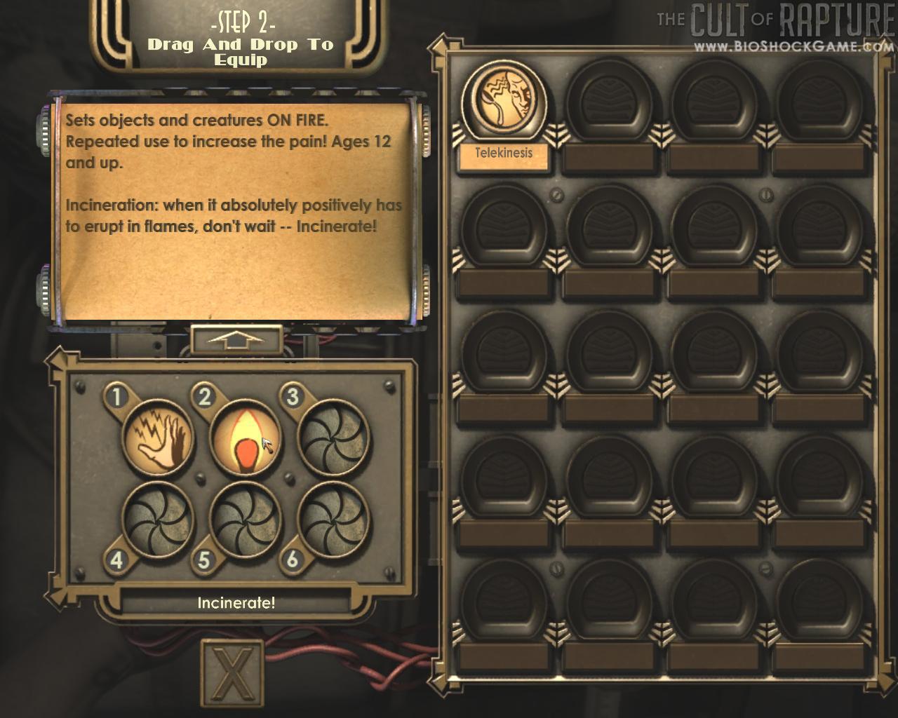 BioShock PC Editeur 041