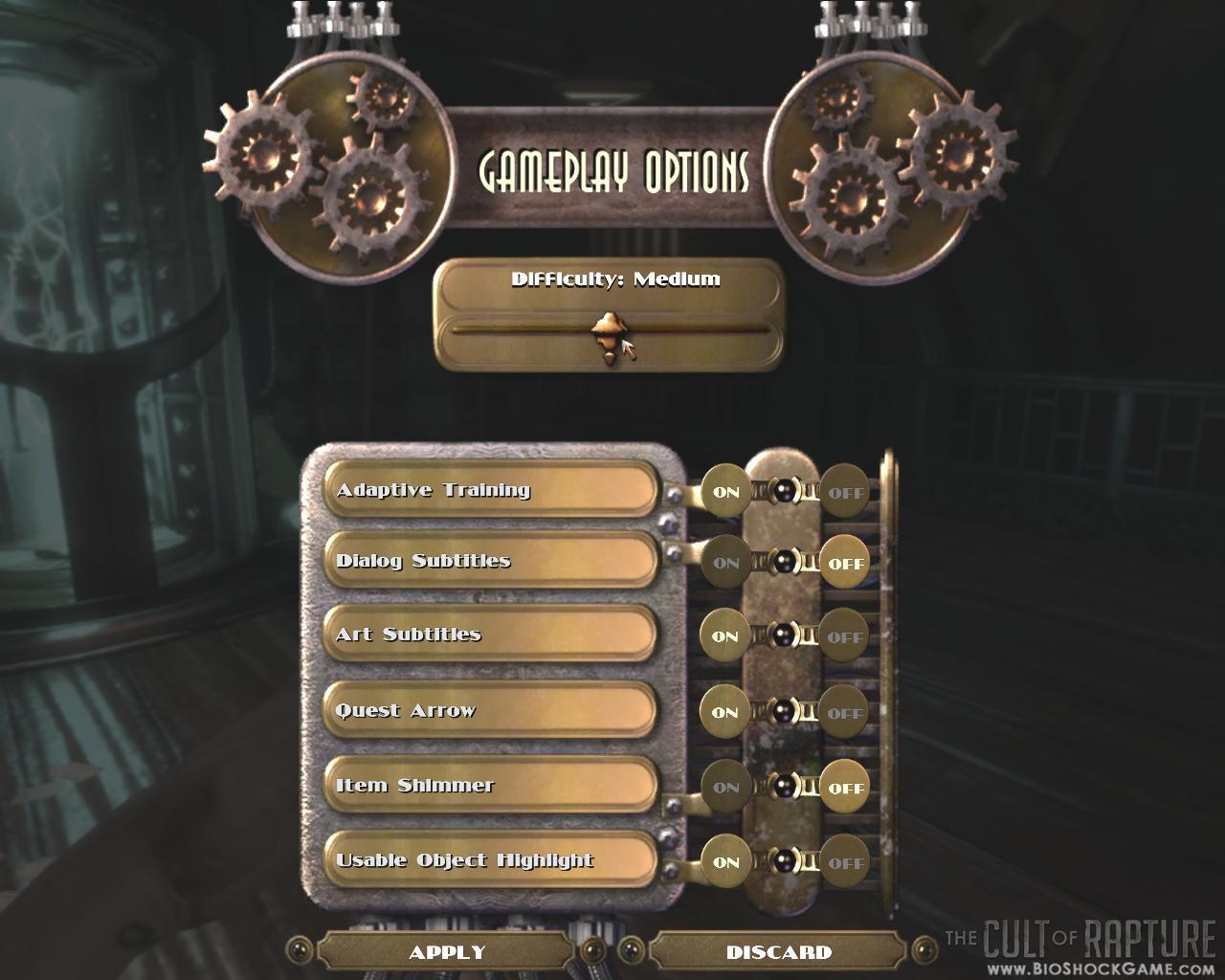 BioShock PC Editeur 042