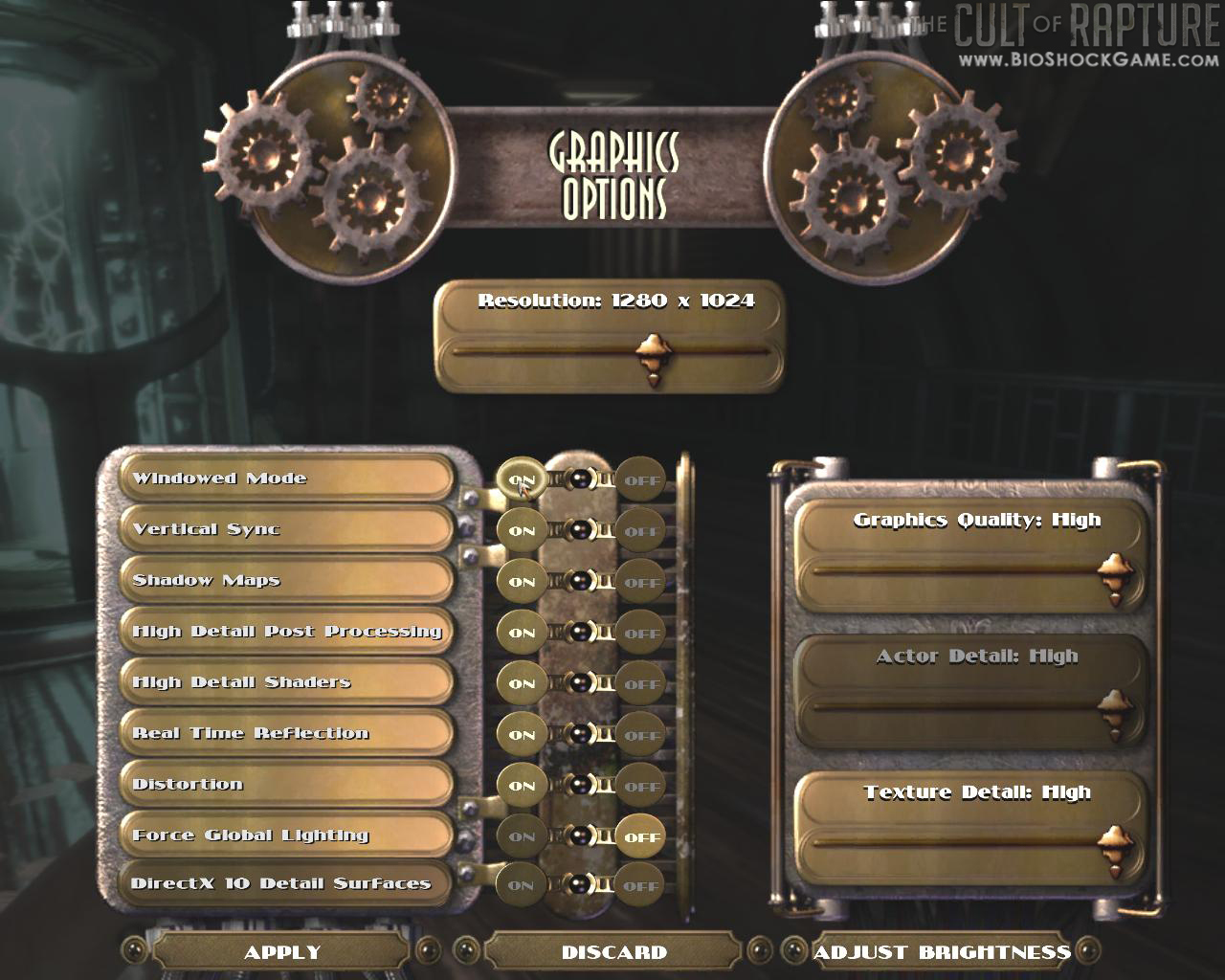 BioShock PC Editeur 043