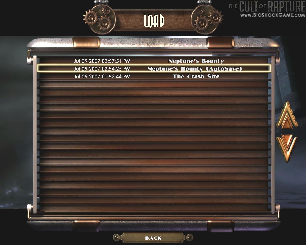 BioShock PC Editeur 045
