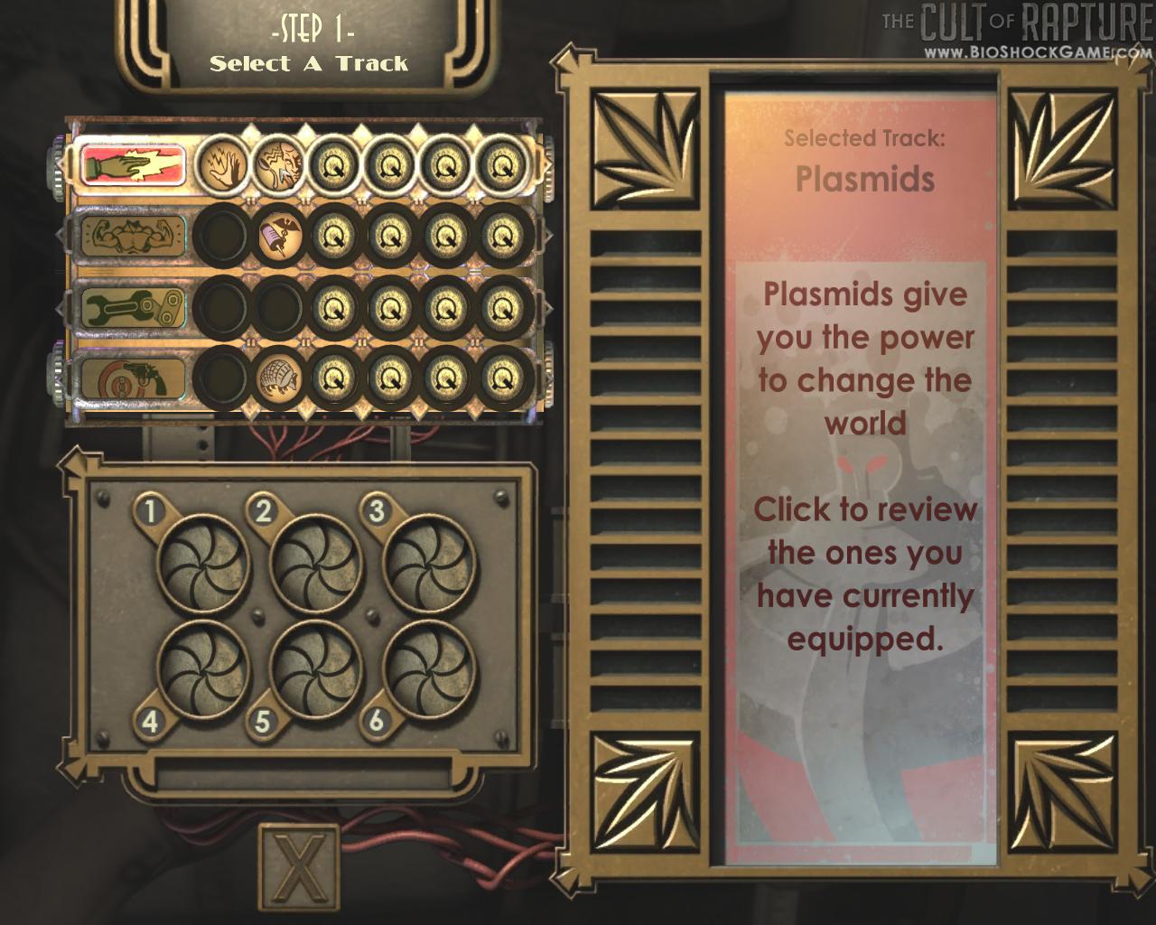 BioShock PC Editeur 047