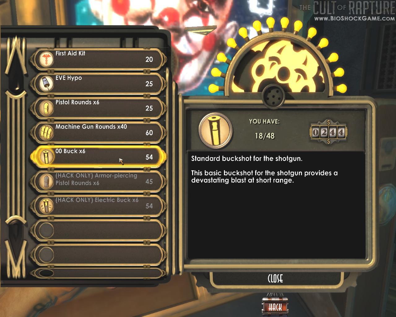 BioShock PC Editeur 048