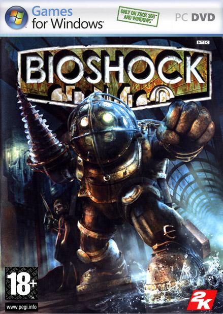 BioShock PC Jaquette 003