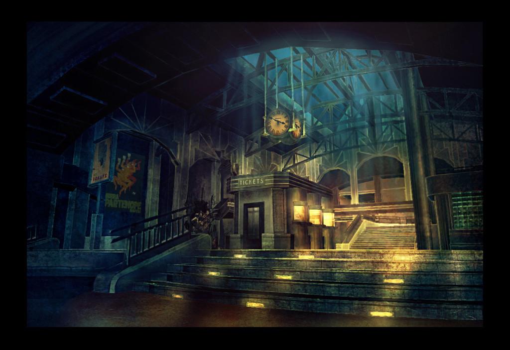 BioShock PC Visuel 001