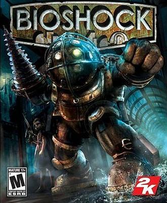 Bioshock PC Jaquette 002