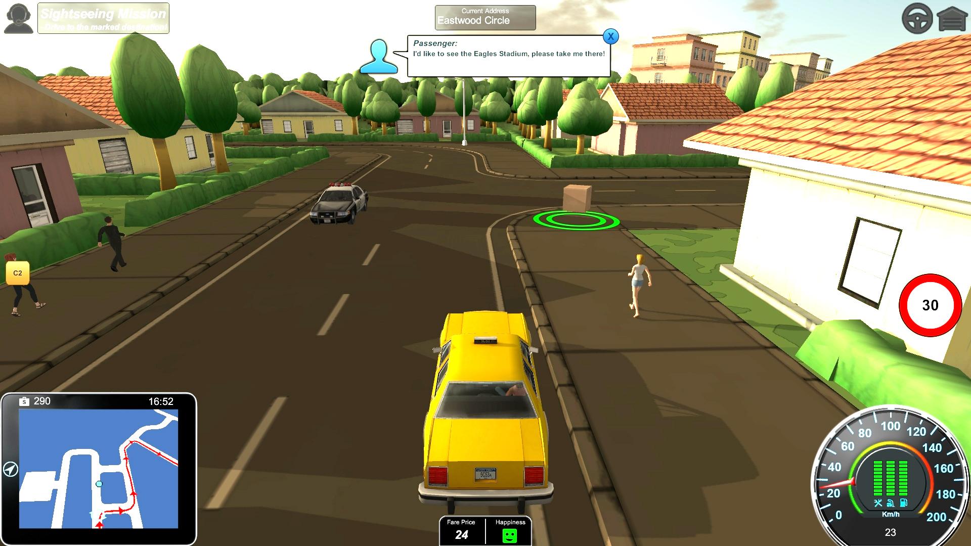 Taxi PC Editeur 003