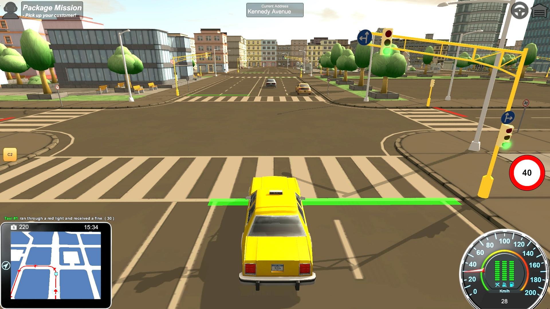 Taxi PC Editeur 004