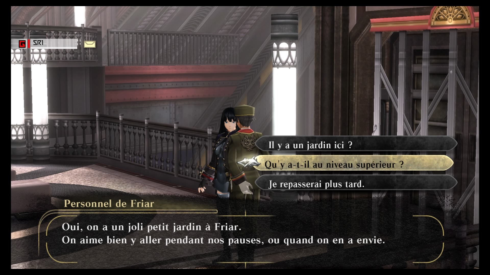 GodEater2-RageBurst PS4 Test 007