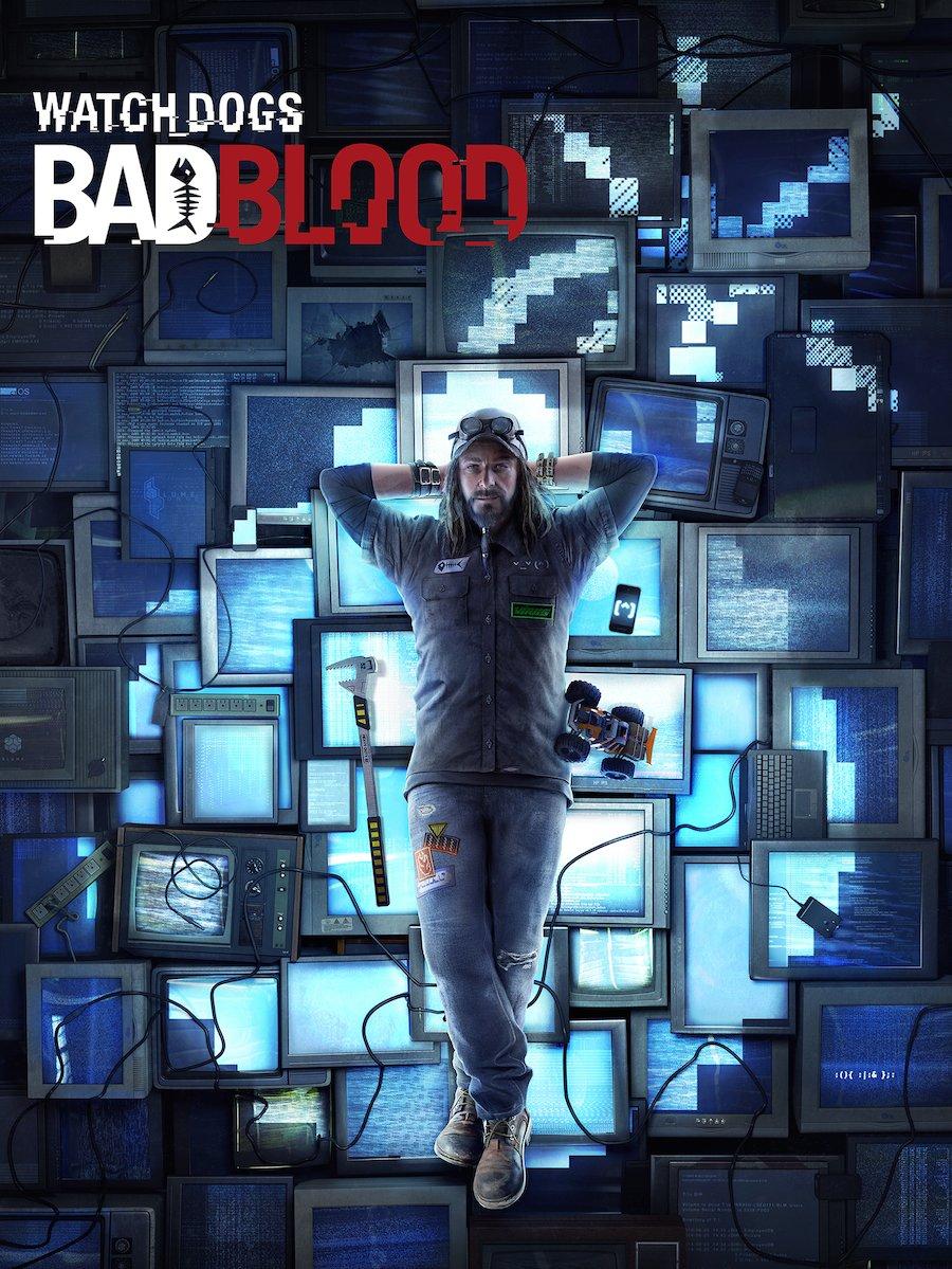 Watch Dogs-BadBlood Multi Jaquette 001