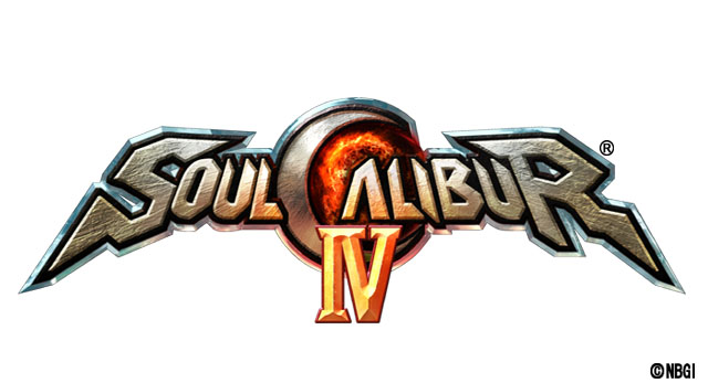 SoulCalibur IV Logo Visuel 001
