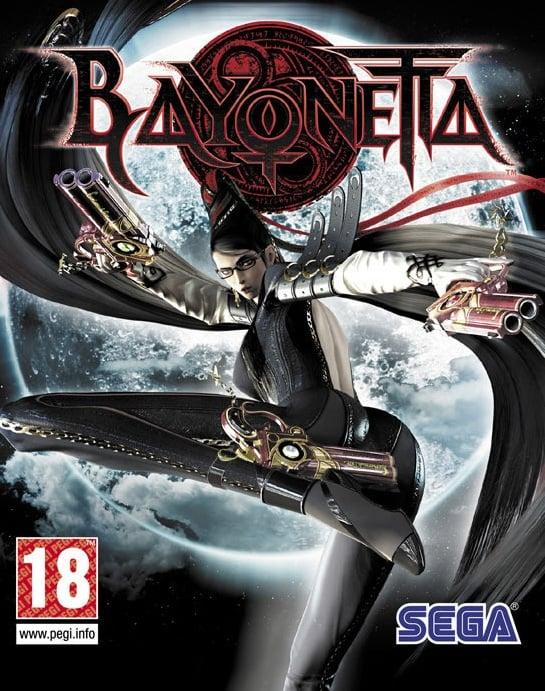 Bayonetta Wii U Jaquette 001