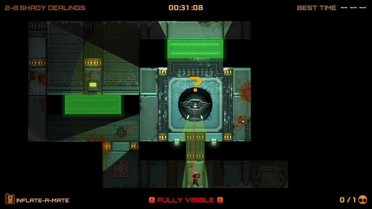StealthInc2-AGameofClones Wii U Test 004