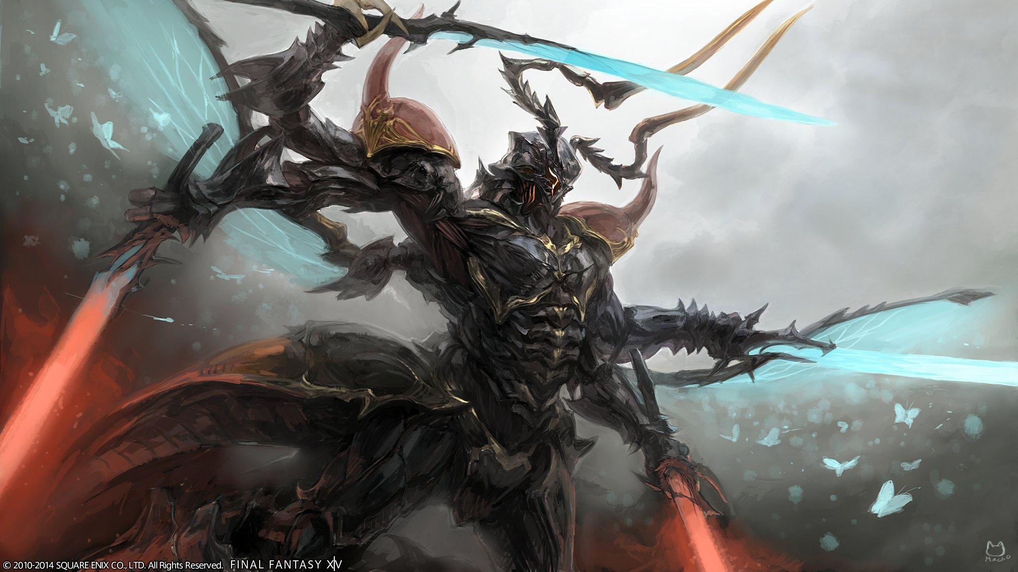 FinalFantasyXIV-Heavensward Multi Visuel 010