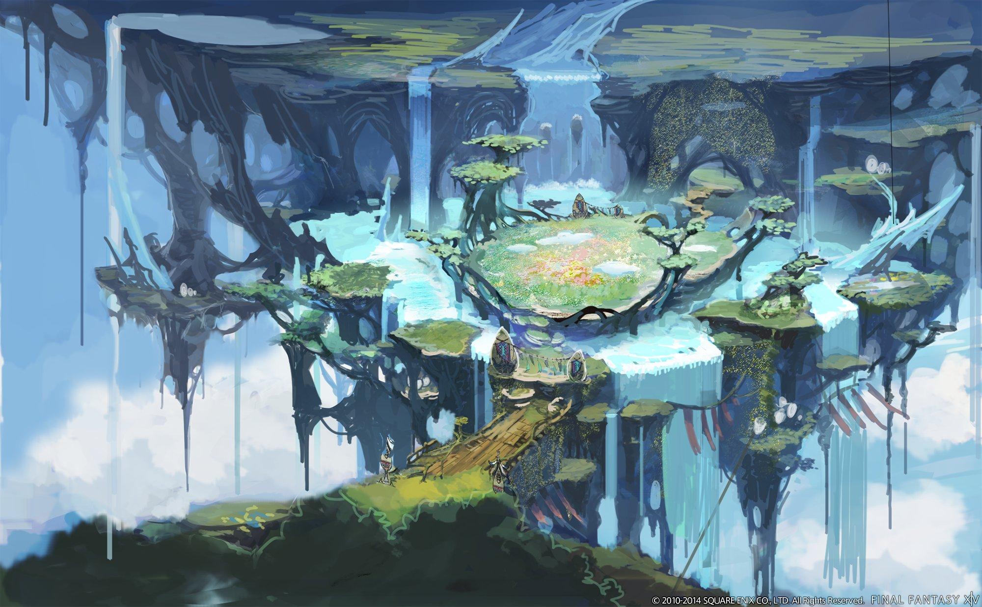 FinalFantasyXIV-Heavensward Multi Visuel 014
