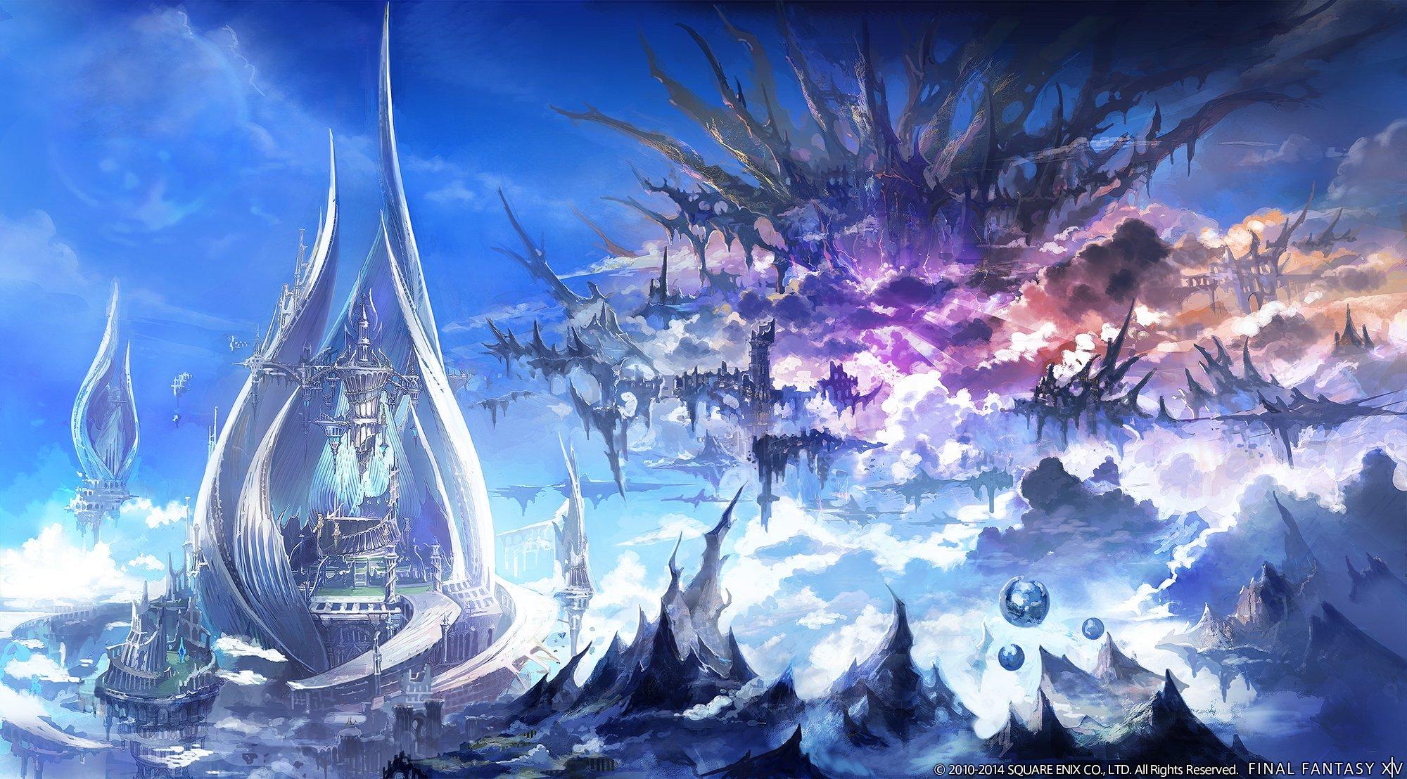 FinalFantasyXIV-Heavensward Multi Visuel 015
