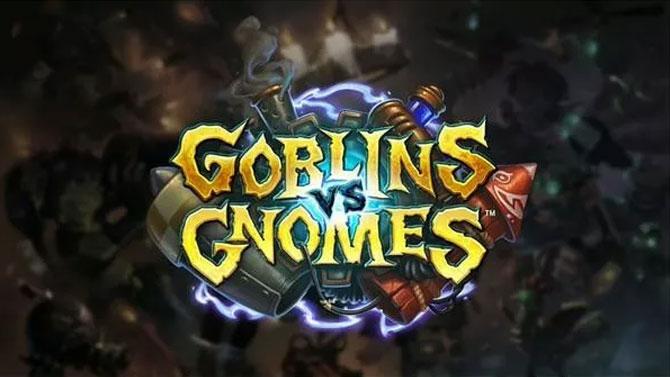 Hearthstone : Goblins Vs Gnomes
