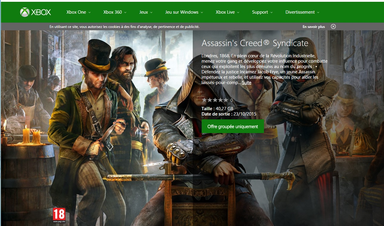 Assassin-Xbox-One